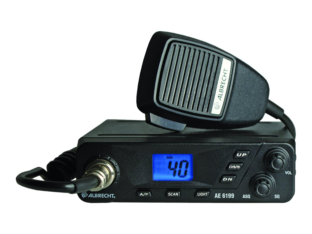Albrecht AE 6199 - Mobil - CB-Funksprechgerät