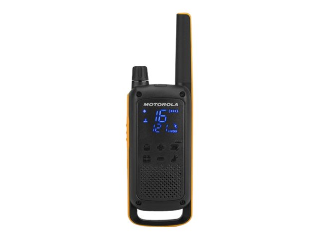 Motorola Talkabout T82 Extreme - Twin Pack - tragbar - Two-Way Radio - PMR - 446 MHz