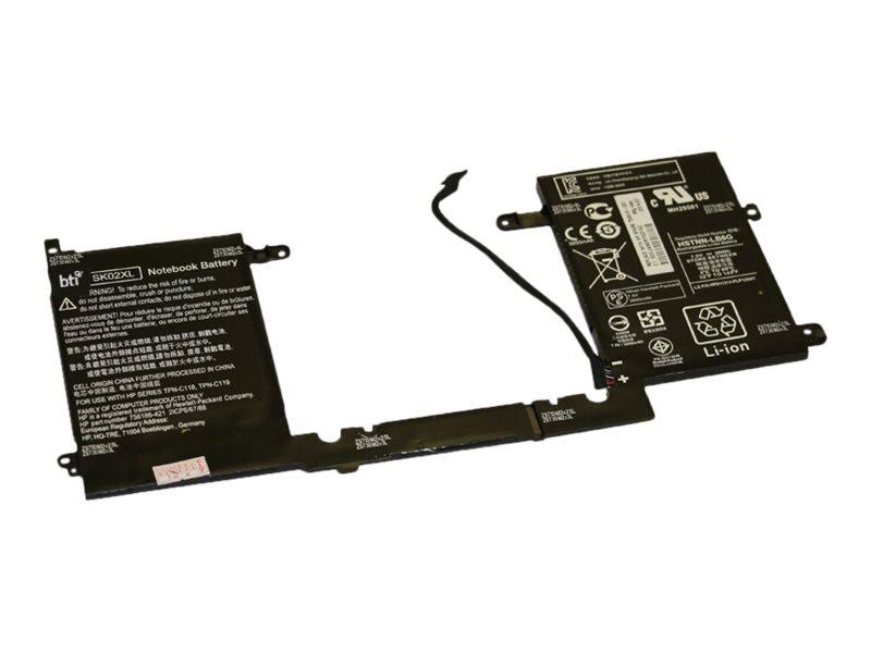 BTI - Laptop-Batterie - Lithium-Polymer - 4 Zellen - 3950 mAh