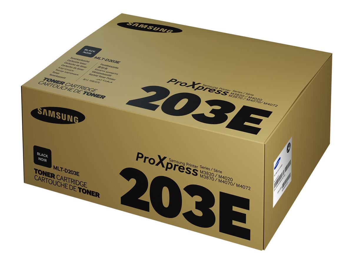 Samsung MLT-D203E - Besonders hohe Ergiebigkeit - Schwarz - Original - Tonerpatrone (SU888A) - für ProXpress SL-M3820, SL-M3870,
