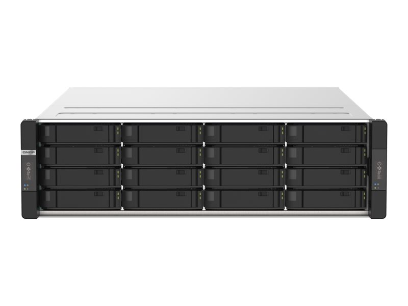 QNAP GM-1001 - Gemini Series - NAS-Server - 20 Schächte - Rack - einbaufähig