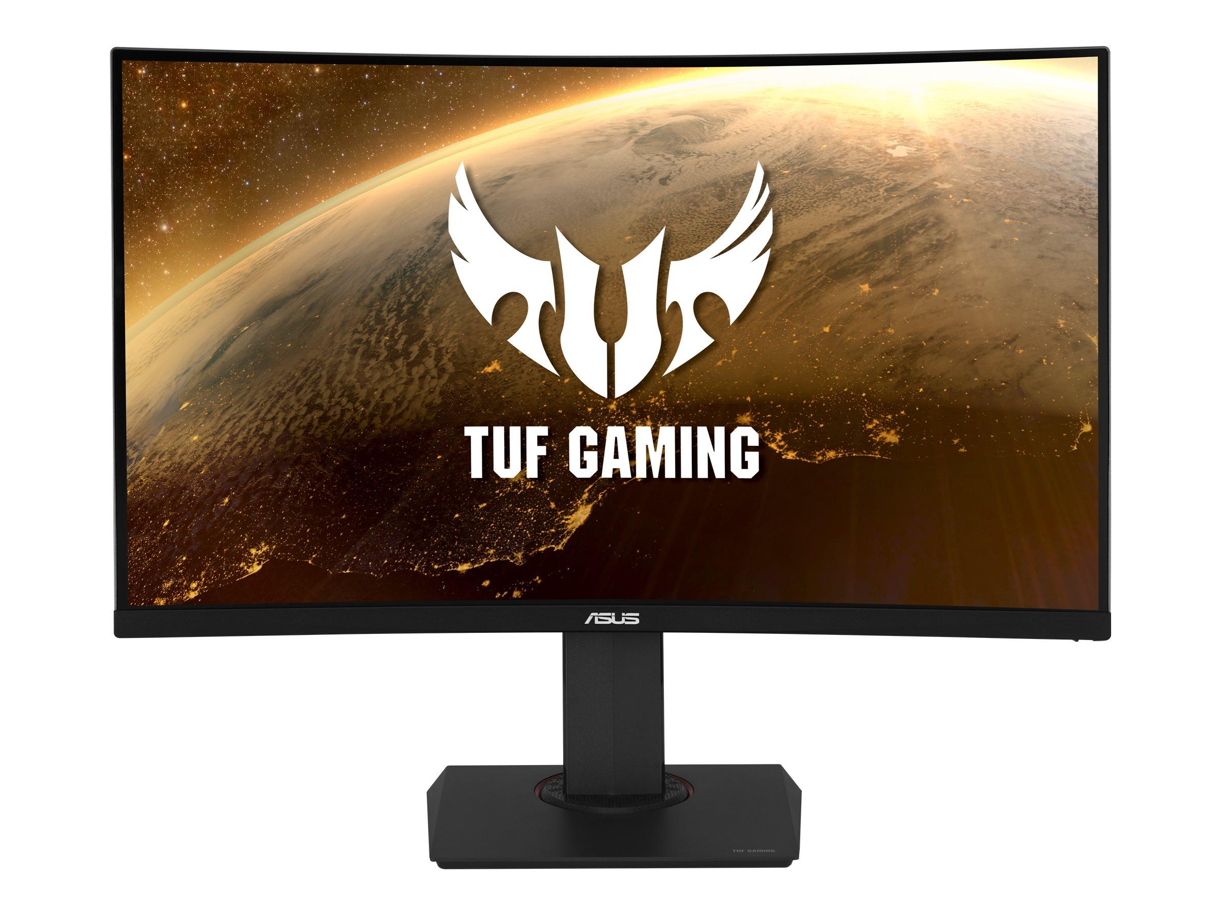 ASUS TUF Gaming VG32VQ - LED-Monitor - gebogen - 80.1 cm (31.5