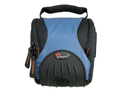 Lowepro Apex 100 AW - Tasche für Kamera und Objektive - für JVC GR-DVM76, DVM96; Panasonic NV-GS11, GS120, GS15, GS200, GS70; Sa