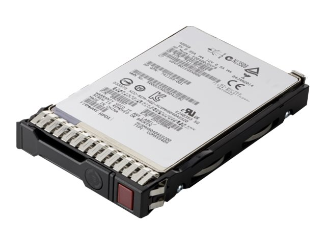 HPE Mixed Use - Solid-State-Disk - 1.92 TB - Hot-Swap - 2.5