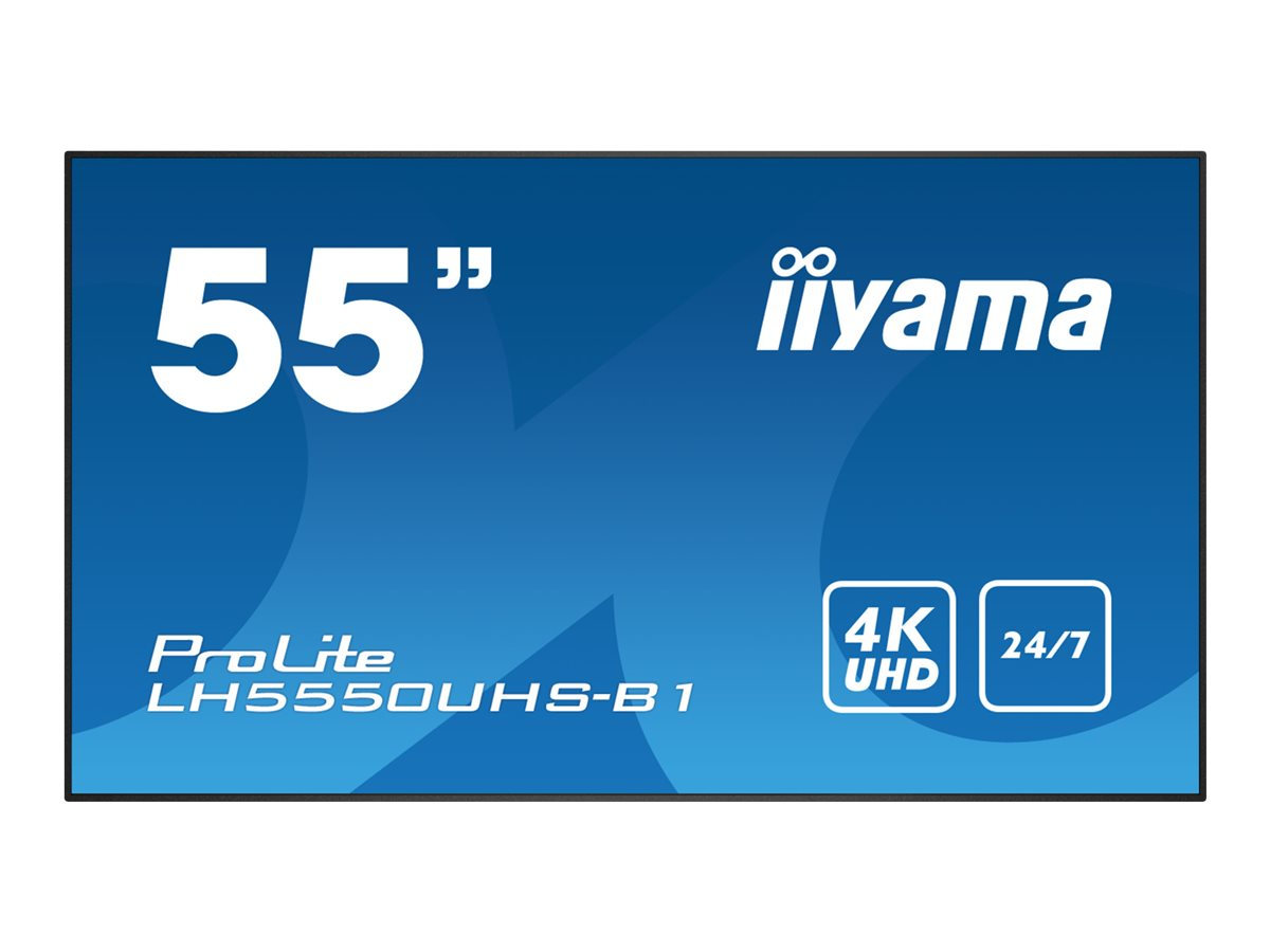 iiyama ProLite LH5550UHS-B1 - 140 cm (55