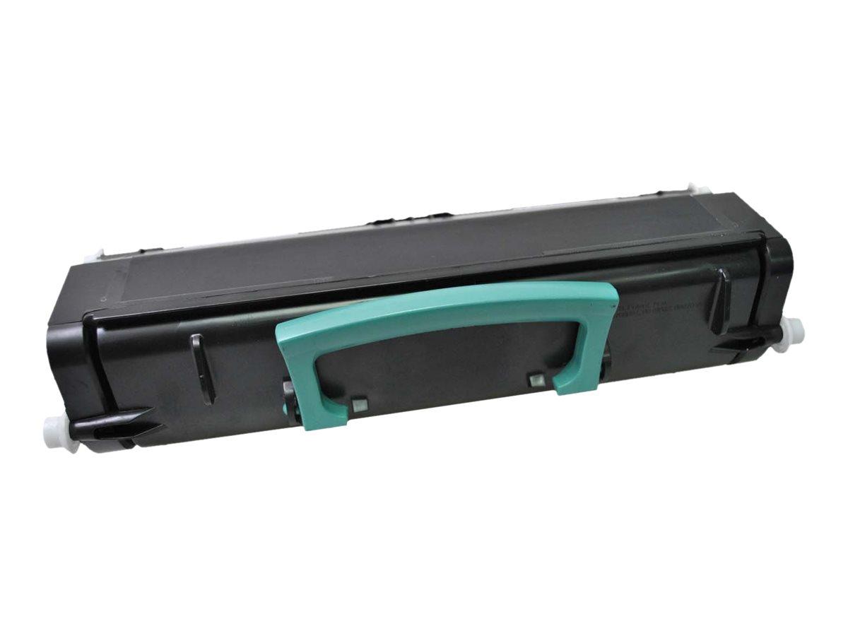 V7 - Schwarz - Tonerpatrone (Alternative zu: Lexmark E260A21E) - für Lexmark E260, E360, E460