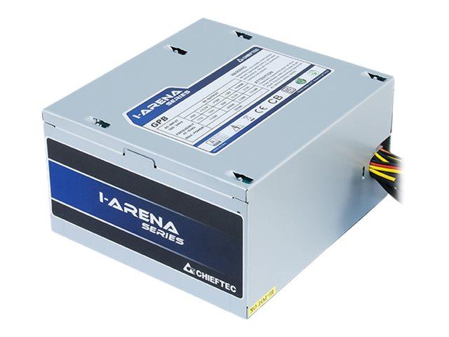 Chieftec iARENA GPB-300S - Stromversorgung (intern) - ATX12V 2.3/ PS/2 - 80 PLUS Bronze - Wechselstrom 230 V - 300 Watt