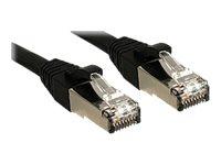 Lindy - Patch-Kabel - RJ-45 (M) bis RJ-45 (M) - 5 m - SFTP, PiMF - CAT 6a