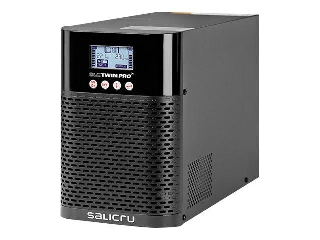 SALICRU SLC TWIN PRO2 1000 - USV - Wechselstrom 220/230/240 V - 900 Watt - 1000 VA - 1-phasig