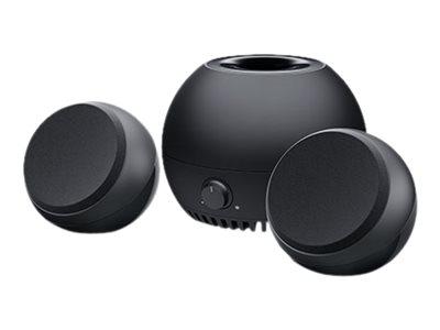Dell AE415 - Lautsprecher - für PC - 2.1-Kanal - 30 Watt (Gesamt) - für Inspiron 3780; Latitude 5300, 5300 2-in-1, 7300, 7400, 7