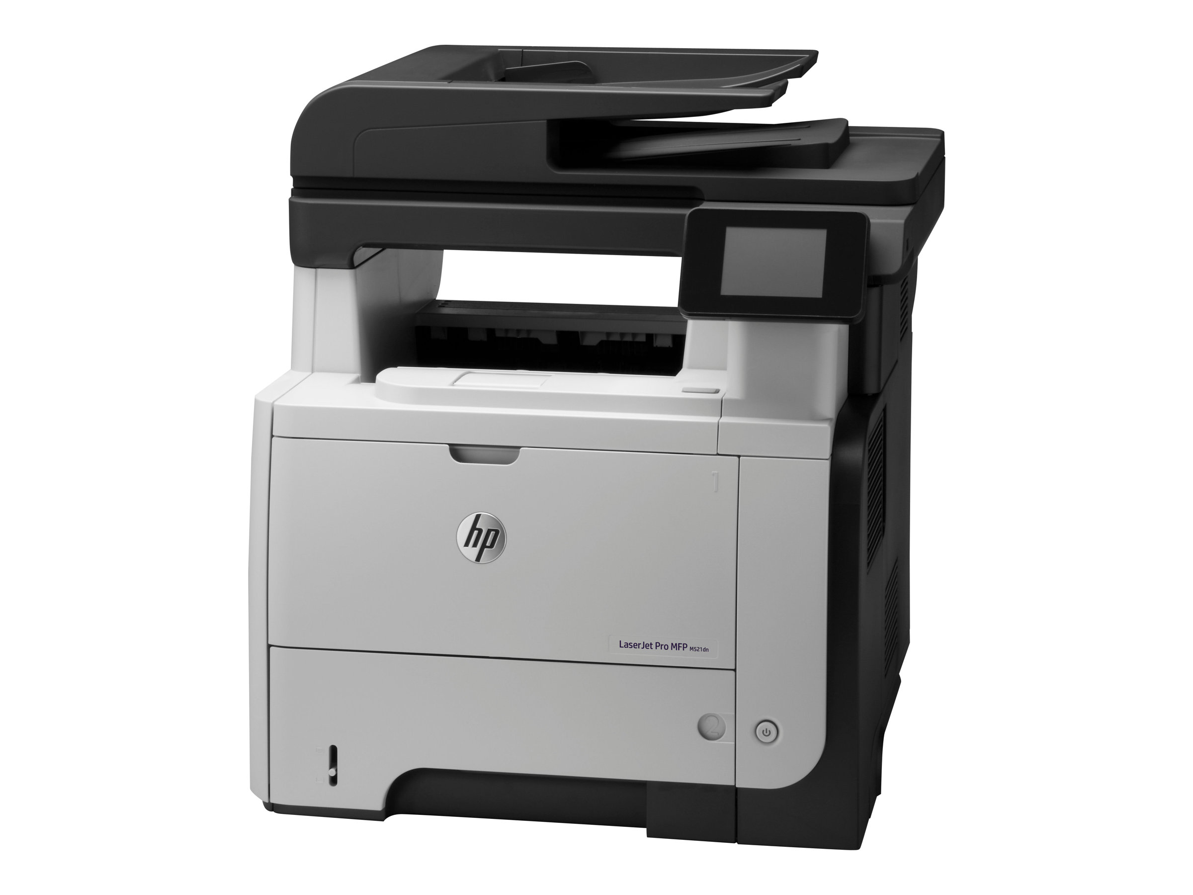HP LaserJet Pro MFP M521dn - Multifunktionsdrucker - s/w - Laser - Legal (216 x 356 mm) (Original) - A4/Legal (Medien)