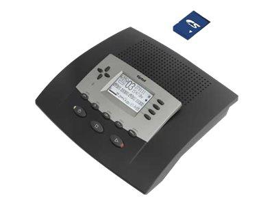 Tiptel 570 SD - Anruferkennung mit Anrufbeantworter - digital