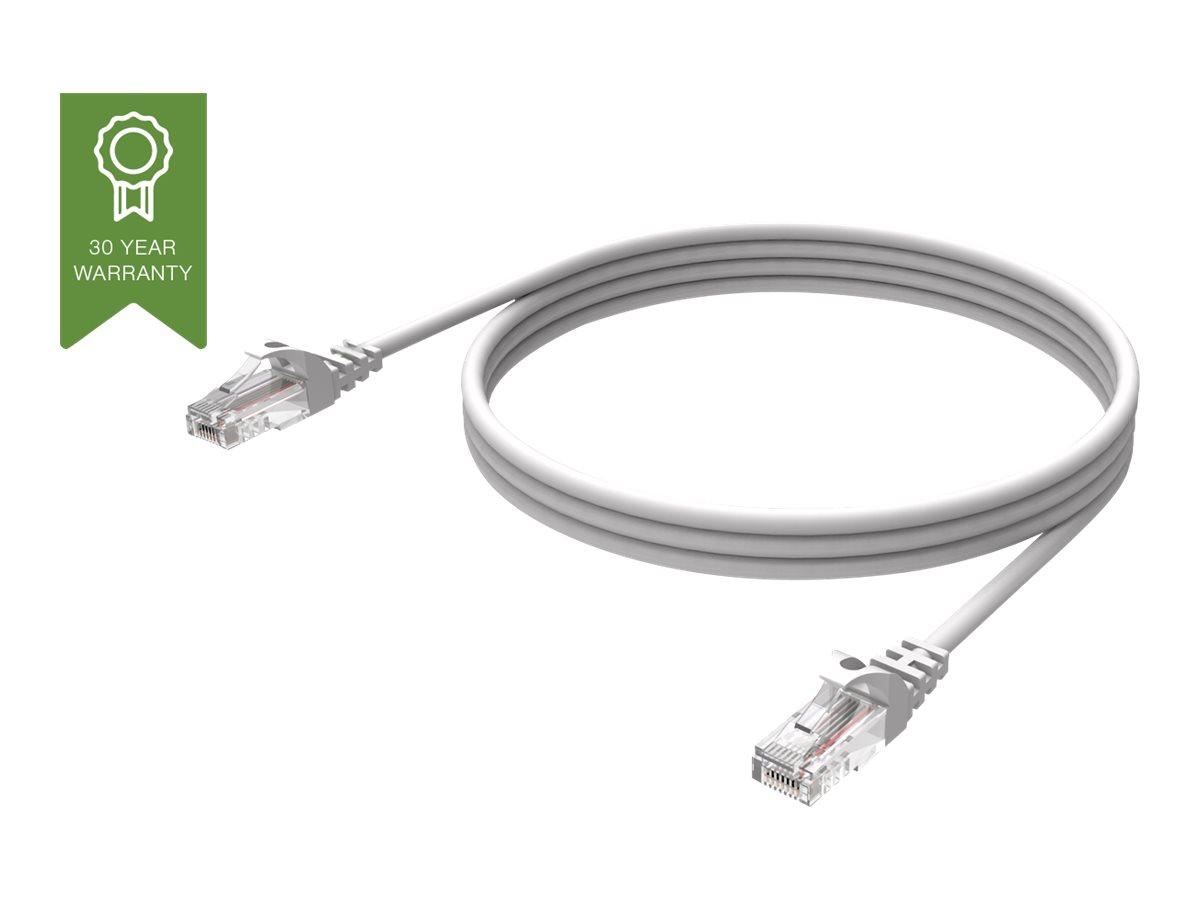 Vision Techconnect - Netzwerkkabel - RJ-45 (M) bis RJ-45 (M) - 1 m - UTP - CAT 6