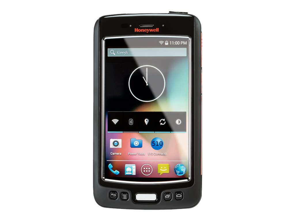 Honeywell Dolphin 75e - Datenerfassungsterminal - Android 6.0 (Marshmallow) - 16 GB - 10.9 cm (4.3