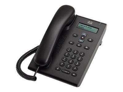 Cisco - Hörer - holzkohlefarben - für Unified SIP Phone 3905