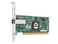 Emulex LightPulse LP11000-E - Hostbus-Adapter - PCI-X Low-Profile - 4Gb Fibre Channel