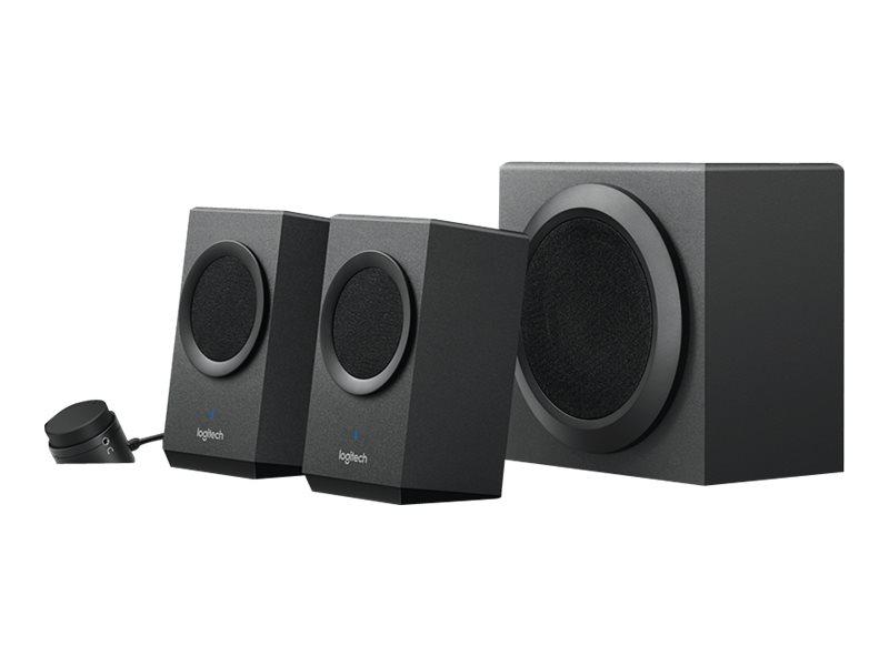 Logitech Z337 - Lautsprechersystem - 2.1-Kanal - Bluetooth - 40 Watt (Gesamt)