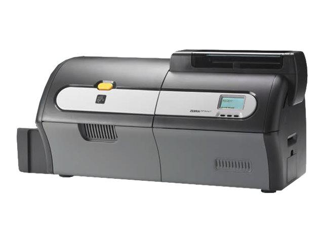Zebra ZXP Series 7 - Plastikkartendrucker - Farbe - Duplex - Thermosublimation/thermische Übertragung - CR-80 Card (85.6 x 54 mm