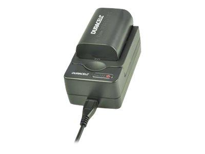 Duracell - USB-Batterieladegerät - für Panasonic DMW-BLF19