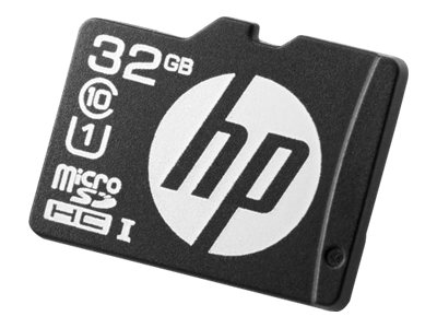 HPE Enterprise Mainstream Flash Media Kit - Flash-Speicherkarte - 32 GB - Class 10 - microSD - für Nimble Storage dHCI Large Sol