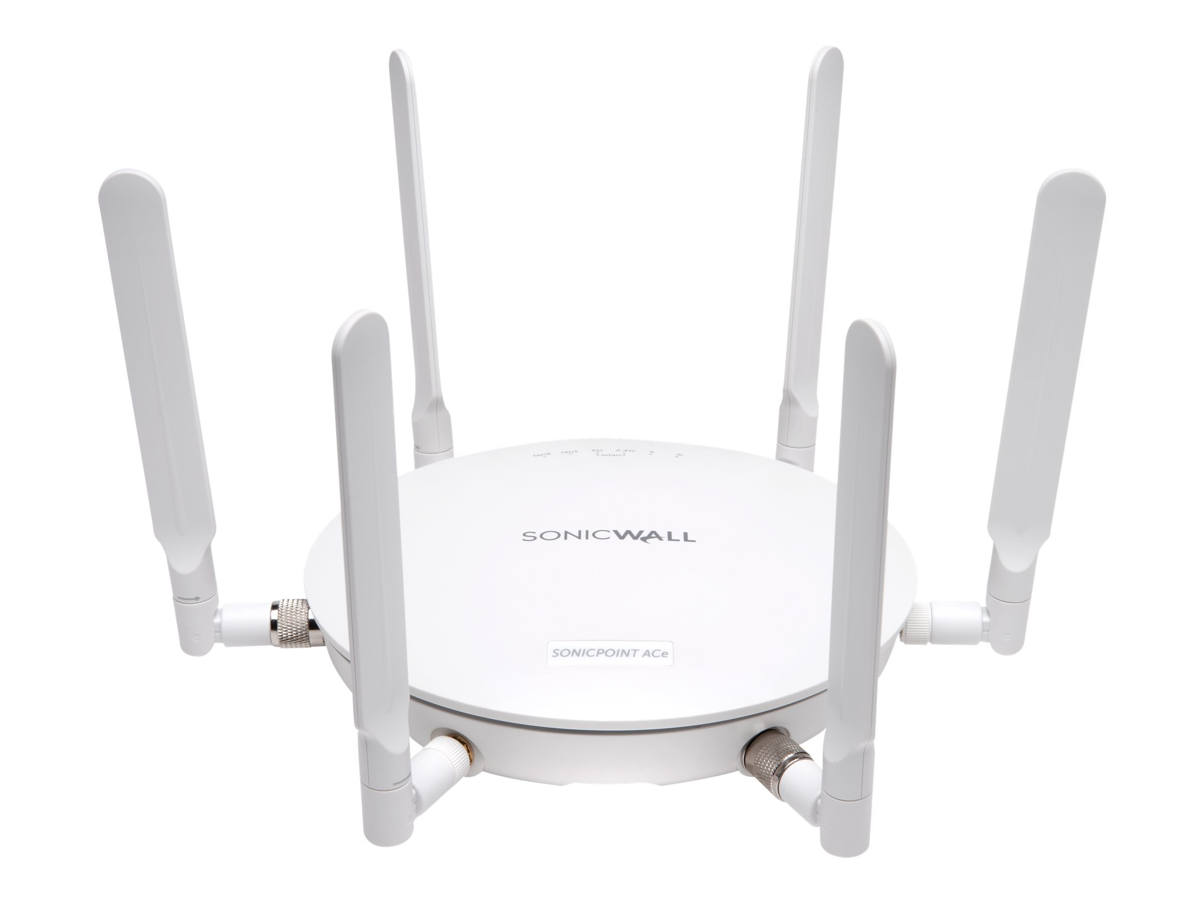 SonicWall SonicPoint ACe - Funkbasisstation - mit Dynamic Support 24X7 für 3 Jahre - Wi-Fi - Dualband - SonicWALL Secure Upgrade