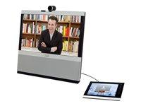 Cisco TelePresence System EX90 - Kit für Videokonferenzen - 24 Zoll