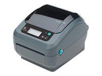 Zebra GX Series GX420d - Etikettendrucker - Thermopapier - Rolle (10,8 cm) - 203 dpi - bis zu 152 mm/Sek.