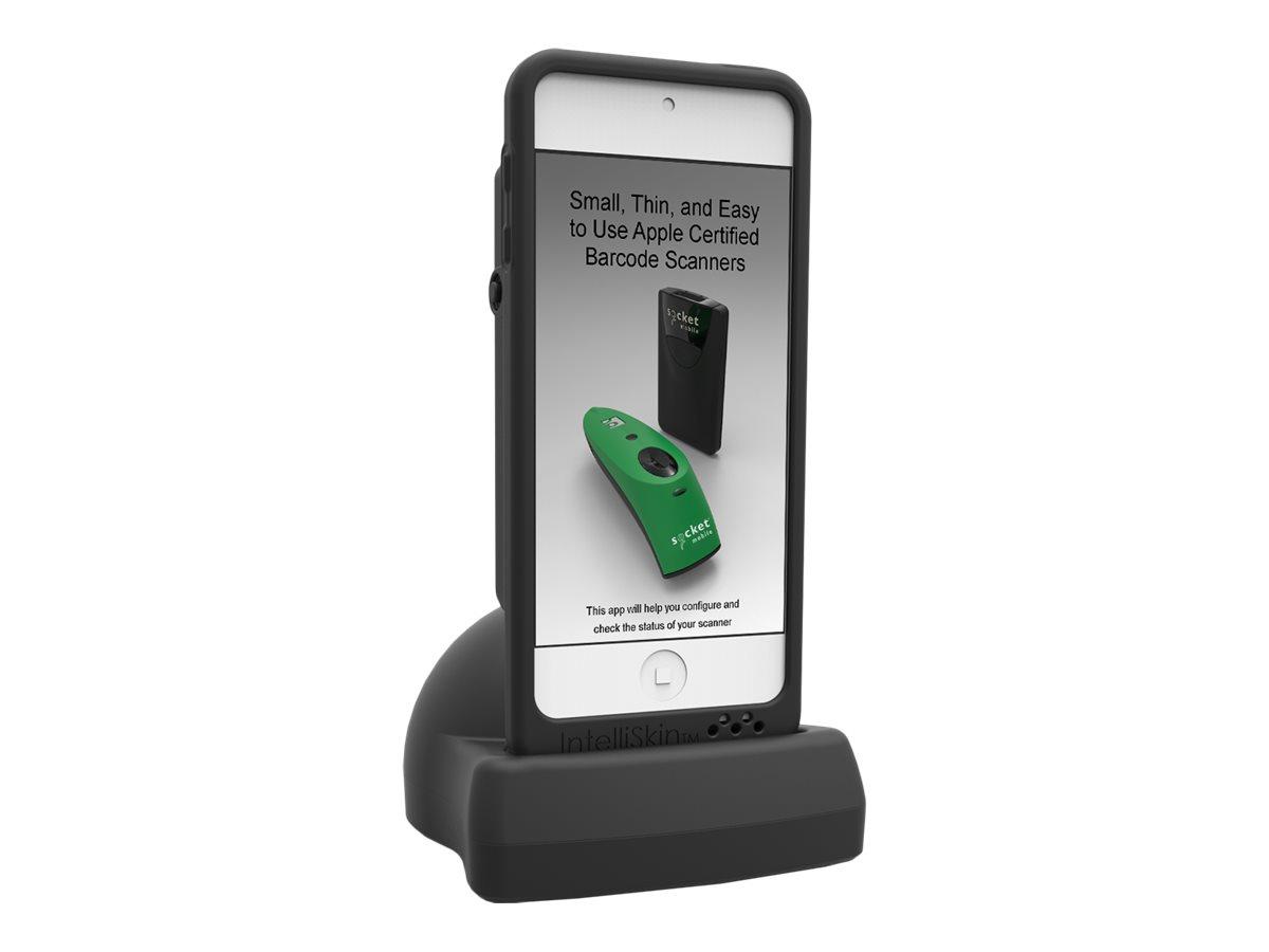 DuraCase and Charging Dock - Ladestation für Barcode-Scanner - Ausgangsanschlüsse: 1 - für SocketScan S800, S850; Samsung Galaxy