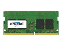 Crucial - DDR4 - 8 GB - SO DIMM 260-PIN - 2400 MHz / PC4-19200 - CL17