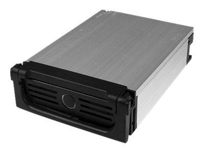 RaidSonic ICY BOX IB-138SK-B - Träger für Speicherlaufwerk (Caddy) mit Lüfter, blaue LED vorn - 3.5
