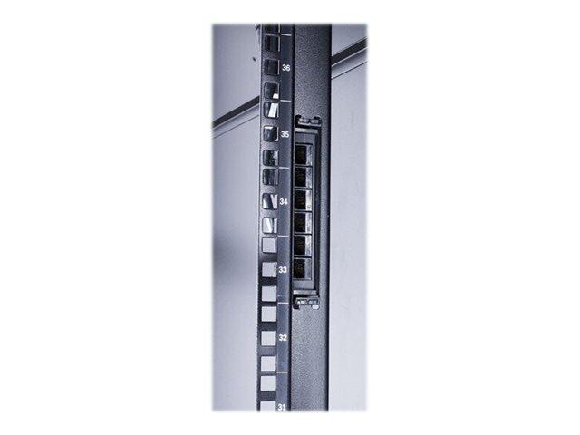 APC Data Distribution Cable - Netzwerkkabel - TAA-konform - RJ-45 (W) bis RJ-45 (W) - 16.8 m - UTP