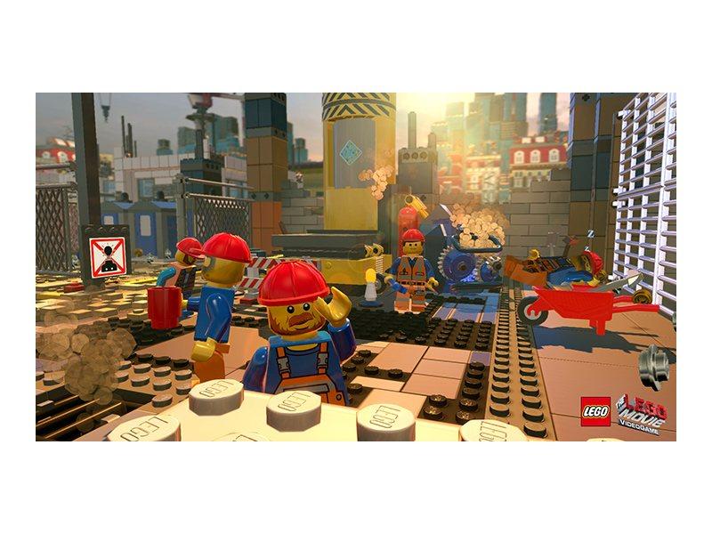 The LEGO Movie Videogame - Win - Download - Deutsch