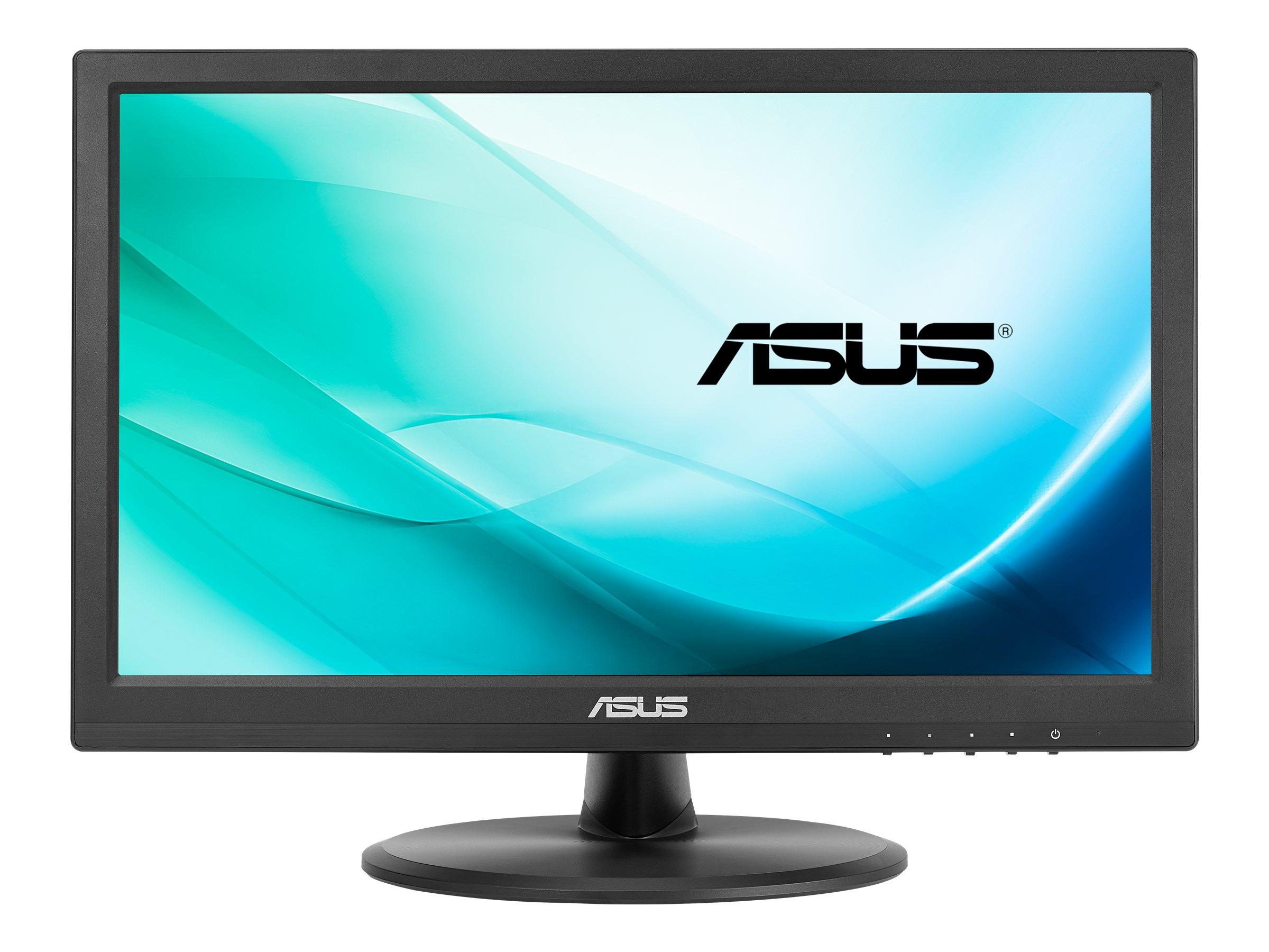 ASUS VT168N - LED-Monitor - 39.6 cm (15.6