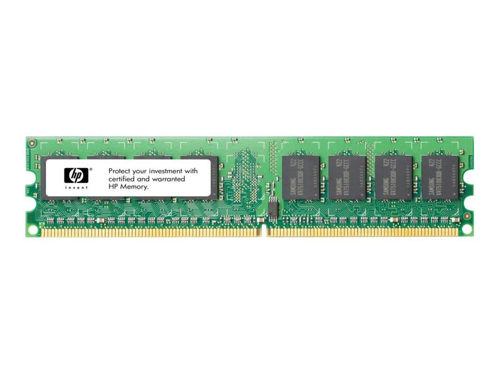 HPE - DDR2 - 2 GB: 2 x 1 GB - DIMM 240-PIN - 800 MHz / PC2-6400 - registriert