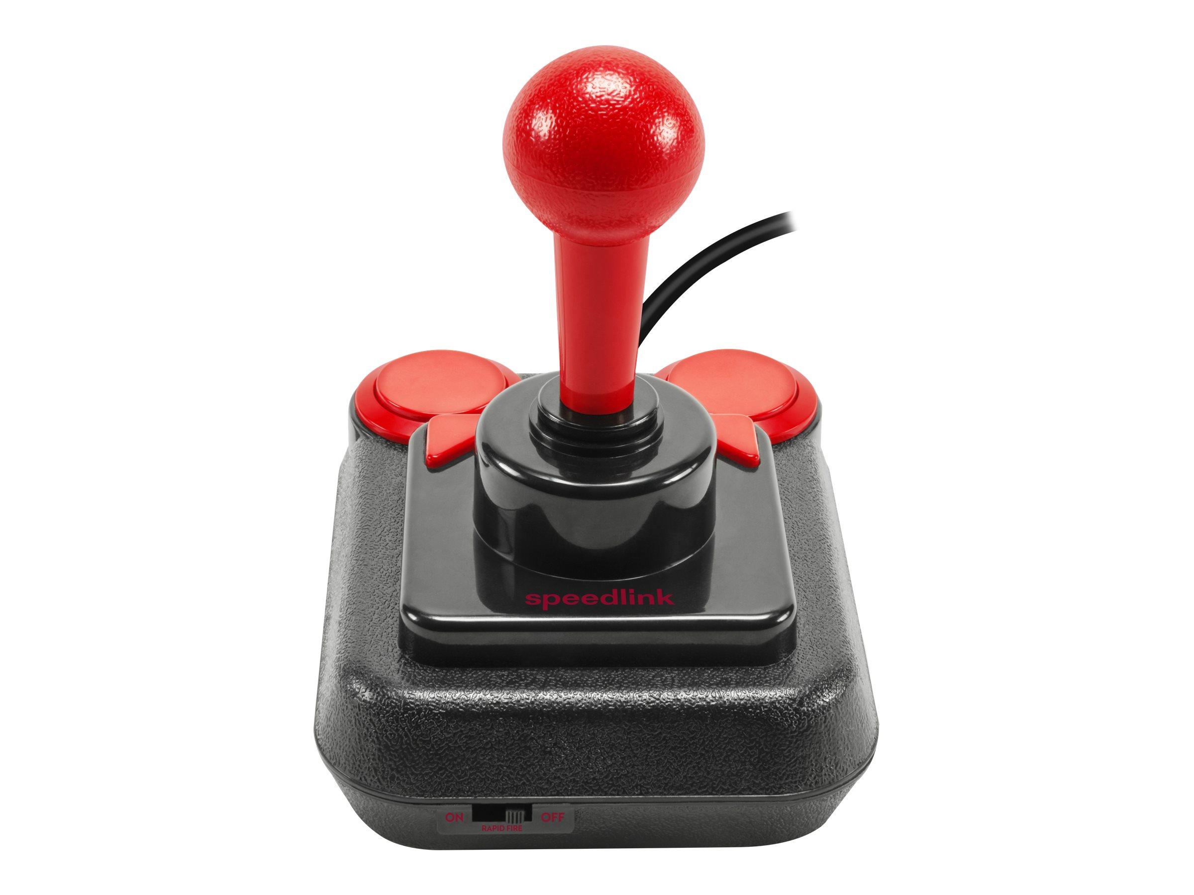 SPEEDLINK Competition Pro Extra - Anniversary Edition - Joystick - 4 Tasten - kabelgebunden