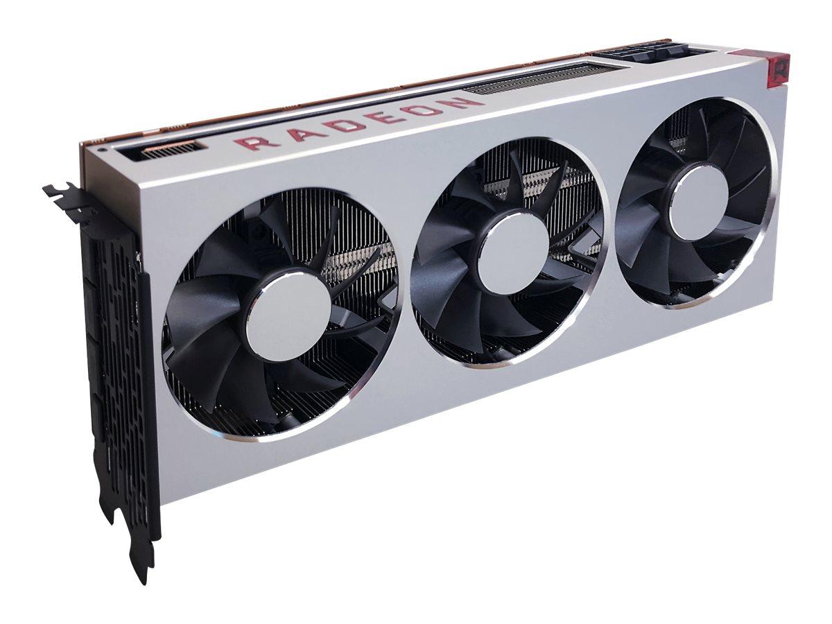 XFX Radeon VII - Grafikkarten - Radeon VII - 16 GB HBM2 - PCIe 3.0 - HDMI, 3 x DisplayPort