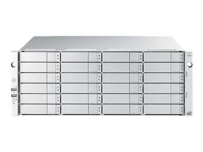 Promise VTrak E5800FD - Festplatten-Array - 240 TB - 24 Schächte (SATA-600 / SAS-3) - HDD 10 TB x 24 - 16Gb Fibre Channel (exter