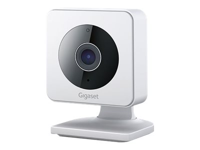 Gigaset smart camera - Netzwerk-Überwachungskamera - Farbe (Tag&Nacht) - 1 MP - 1280 x 720 - 720p
