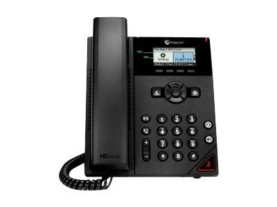 Polycom VVX 150 Business IP Phone OBi Edition - VoIP-Telefon - SIP, RTCP, RTP, SRTP, SDP - 2 Leitungen