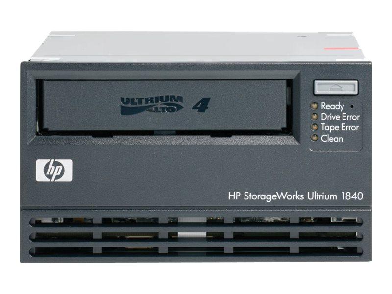 HPE Ultrium 1840 - Bandlaufwerk - LTO Ultrium (800 GB / 1.6 TB) - Ultrium 4 - SCSI LVD - intern