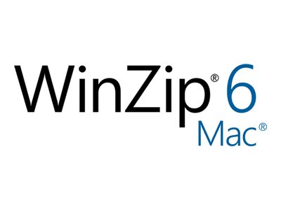 WinZip Mac Edition - (v. 6) - Upgrade-Lizenz - 1 Benutzer - Volumen - Level J (5000-9999)