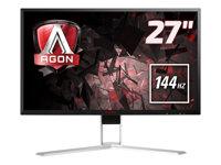 AOC Gaming AG271QX - AGON Series - LCD-Monitor - 68 cm (27