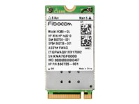 HP hs3210 - Drahtloses Mobilfunkmodem - 3G - M.2 Card - 21.6 Mbps - für EliteBook 840r G4; ProBook 64X G4; ZBook 14u G4, 15 G4,