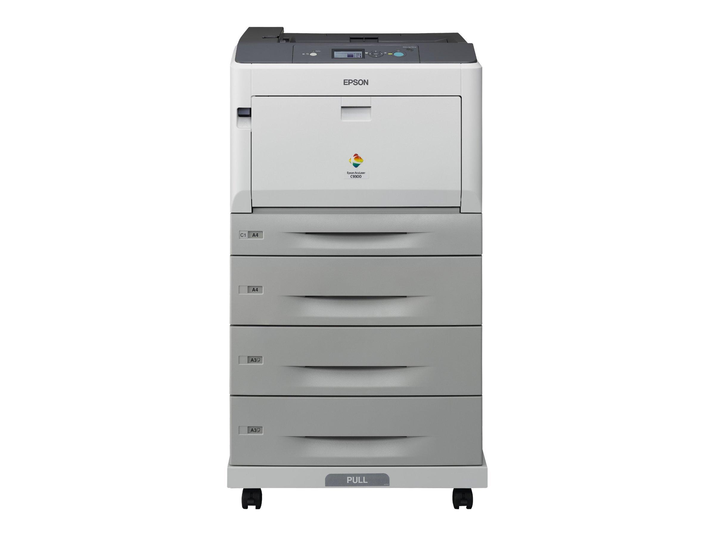 Epson AcuLaser C9300D3TNC - Drucker - Farbe - Duplex - Laser - A3/Ledger
