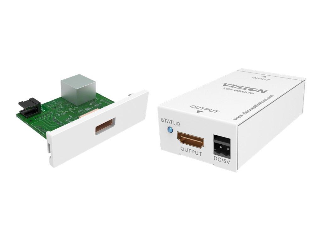 VISION Techconnect TC2 HDMITP HDMI-over-Twisted Pair - Erweiterung für Video/Audio - bis zu 50 m