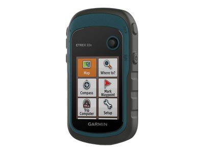 Garmin eTrex 22x - GPS-/GLONASS-Navigationssystem - Wandern 2.2