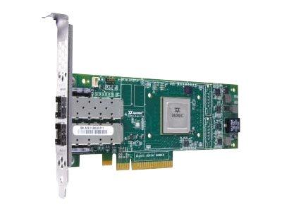 QLogic 2662 - Hostbus-Adapter - PCIe Low-Profile - 16Gb Fibre Channel x 2 - für PowerEdge R520, R620, R715, R720, R815, R820, R9