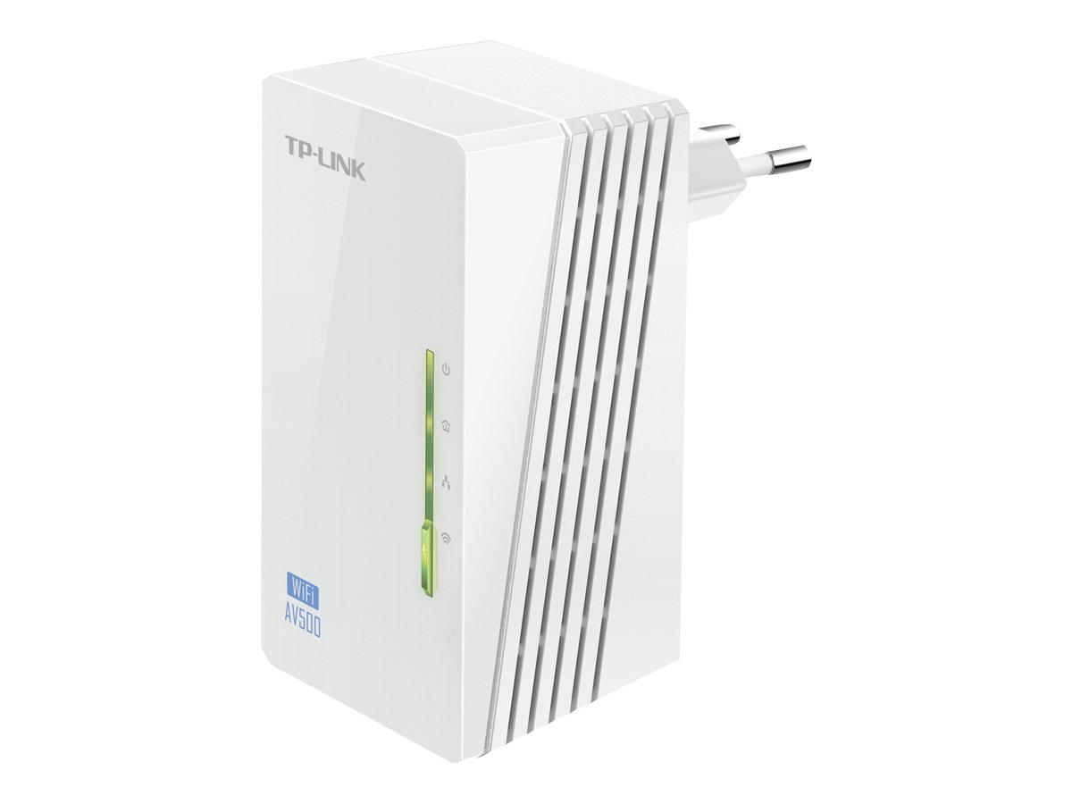 TP-Link TL-WPA4220 - Bridge - HomePlug AV (HPAV) - 802.11b/g/n - an Wandsteckdose anschliessbar