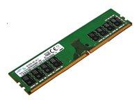Lenovo - DDR4 - Modul - 8 GB - DIMM 288-PIN - 2400 MHz / PC4-19200