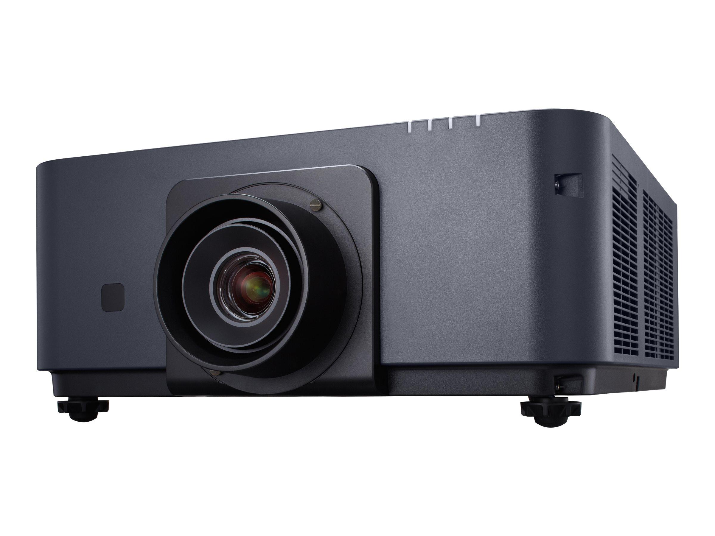 NEC PX602UL - DLP-Projektor - Laserdiode - 3D - 6000 ANSI-Lumen - WUXGA (1920 x 1200)
